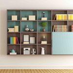 Home deco and bookshelves