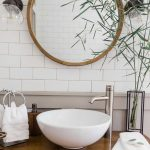 Organize a small bathroom